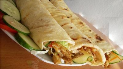 Nigerian shawarma, nigerian beef shawarma, Nigerian Shawarma (Chicken and Beef Shawarma Recipe Provided)