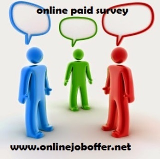 Online Paid Survey Jobs Without Investment