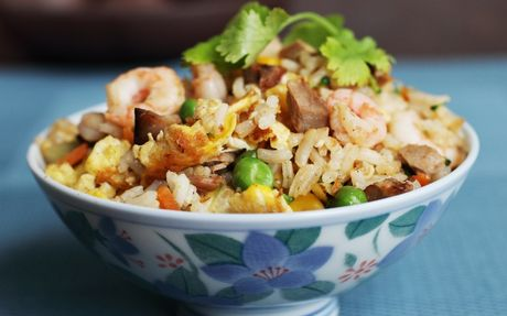 Ching's Yangzhou Fried Rice