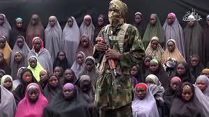 Boko Haram with Chibok Girls
