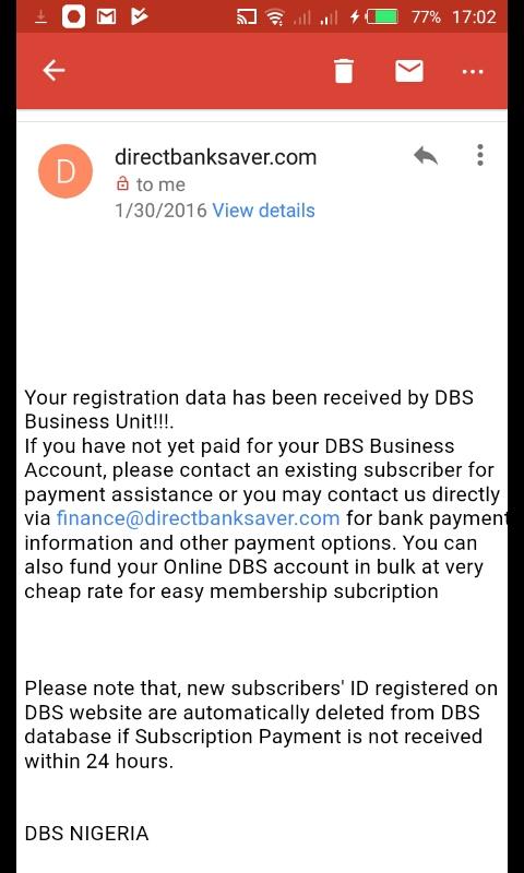 DBS INSTROC5